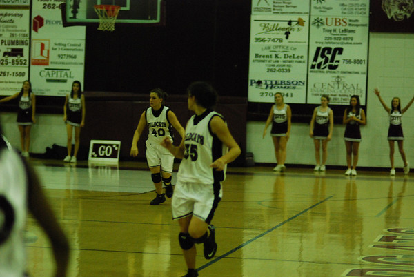 2007 Lady Wildcat Basketball