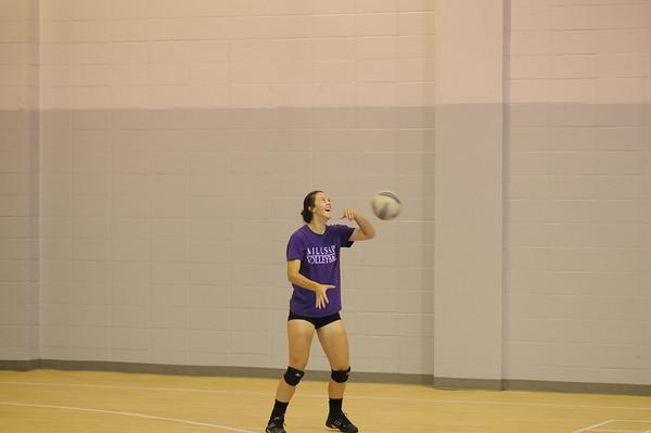 Millsaps Volleyball 2011